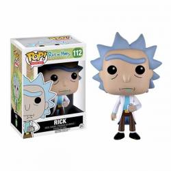 Figura Funko Pop Rick and Morty Rick
