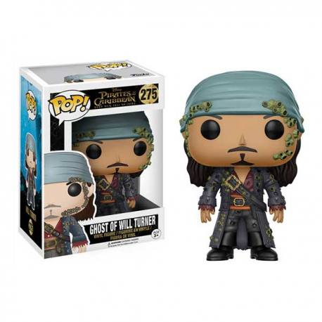 Figura Funko Pop Piratas del Caribe Ghost of Will Turner