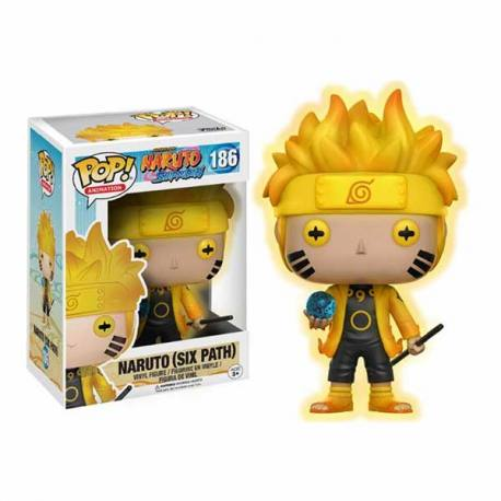 Figura Funko Pop Naruto Shippuden Naruto (Six Path) - Exclusiva