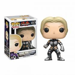 Figura Funko Pop Tekken Nina Williams - Exclusiva