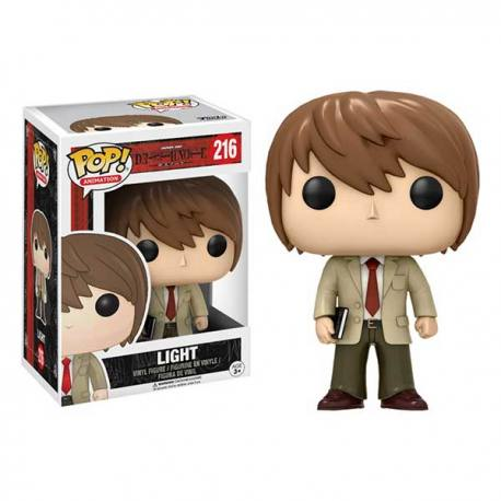 Figura Funko Pop Death Note Light