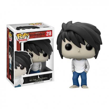 Figura Funko Pop Death Note L