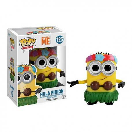 Figura Funko Pop Despicable Me Hula Minion