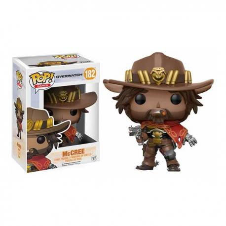 Figura Funko Pop Overwatch McCree