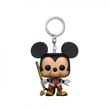 Llavero Pocket Pop Kingdom Hearts Mickey - Funko