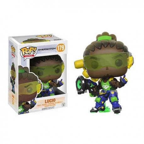 Figura Funko Pop Overwatch Lucio