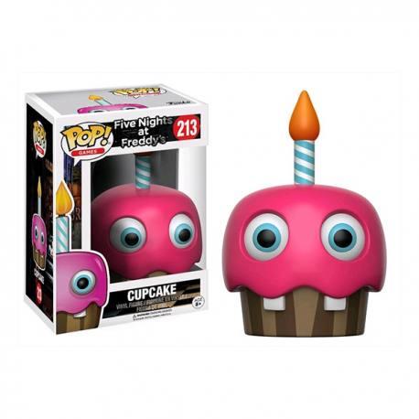 Figura Funko Pop Five Nights at Freddy's Cupcake - Series 2