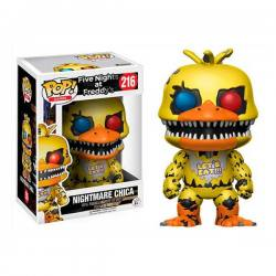 Funko Pop Five Nights at Freddy's Nightmare Chica- Series 2