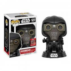 Figura Funko Pop Star Wars Garindan Empire Spy - Exclusiva 2017