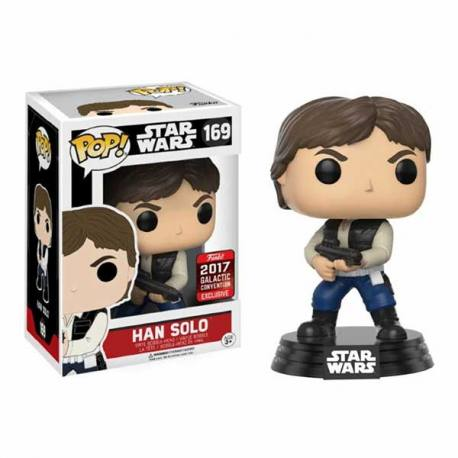 Figura Funko Pop Star Wars Han Solo - Exclusiva 2017