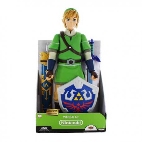 Figura The Legend of Zelda Link - Version Deluxe 50 cm
