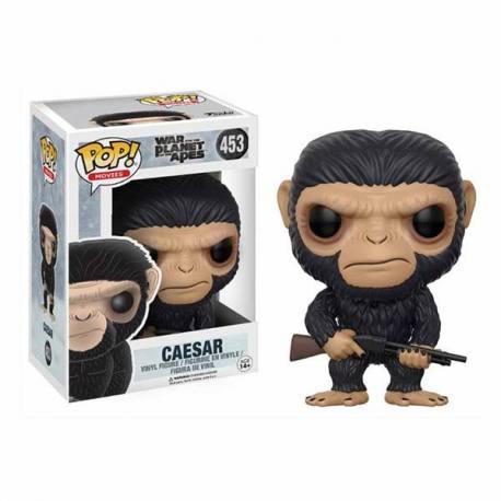 Figura Funko Pop Caesar La Guerra del Planeta de los Simios