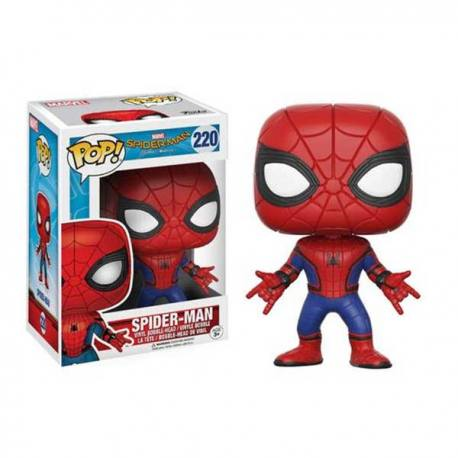 Figura Funko Pop Spider - Man De Regreso a Casa