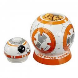 Bote para Galletas Star Wars BB-8 - Con Sonido