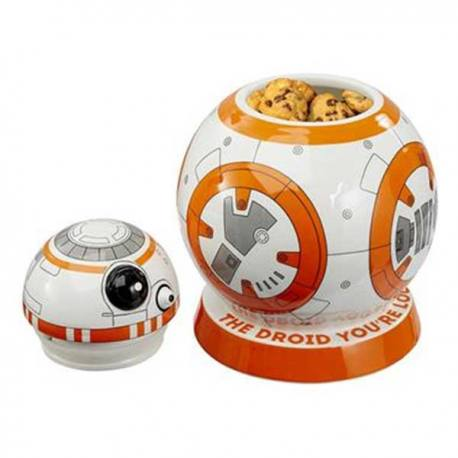 Bote para Galletas Star Wars BB-8