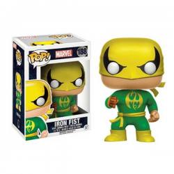 Figura Funko Pop Iron Fist Clásico - Exclusiva