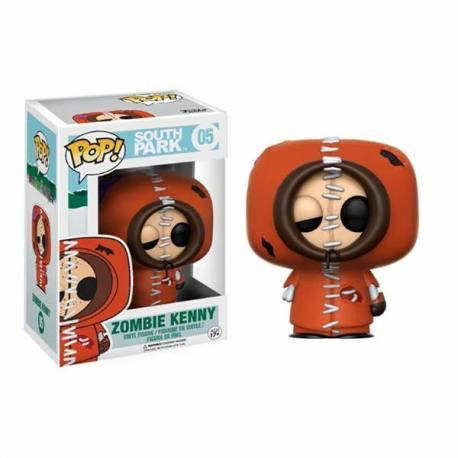Figura Funko Pop Zombie Kenny South Park - Exclusiva