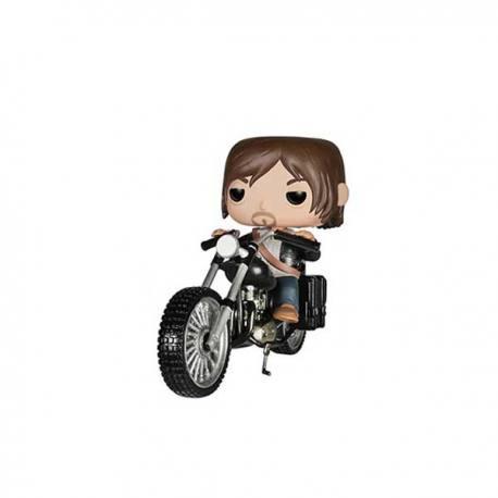 Figura Funko Pop Daryl Dixon's Chopper Walking Dead