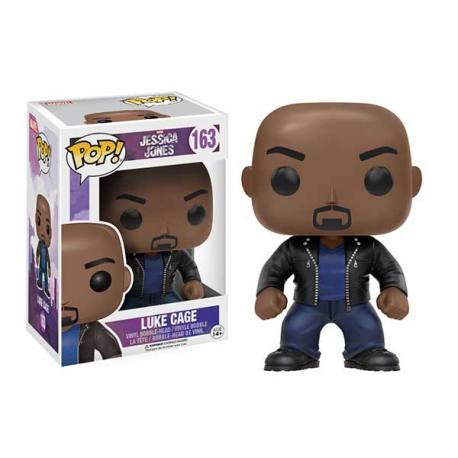 Figura Funko Pop Luke Cage Jessica Jones