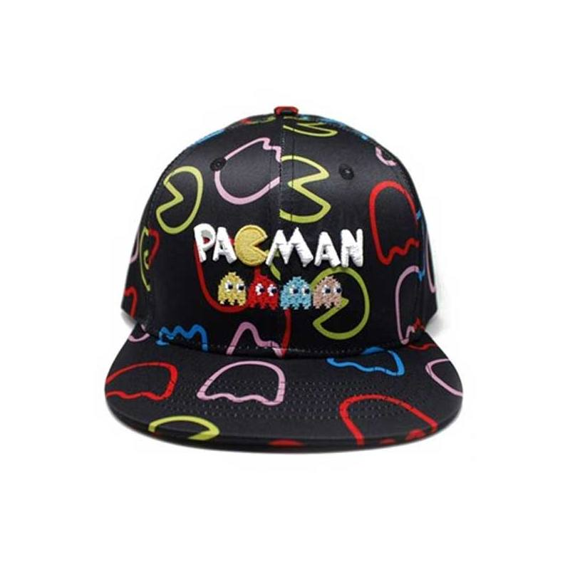 94bb130bc836 Gorra Pac-Man - Comprar gorras frikis de videojuegos