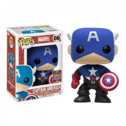 Figura Funko Pop Capitan America - Exclusiva