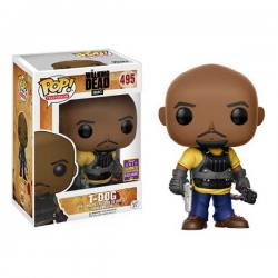 Figura Funko Pop T-Dog The Walking Dead - Exclusiva