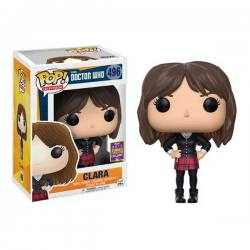 Figura Funko Pop Clara Doctor Who - Exclusiva Summer Convention