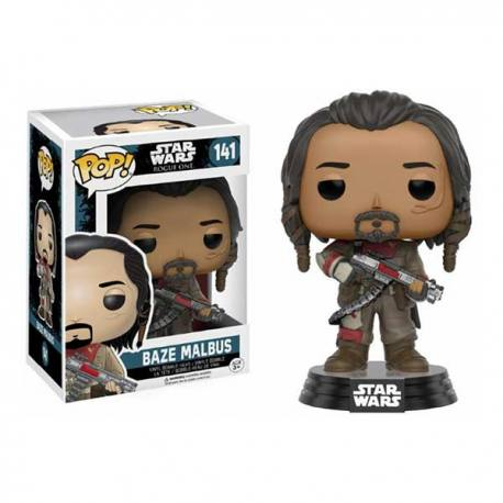 Figura Funko Pop Baze Malbus Star Wars Rogue One