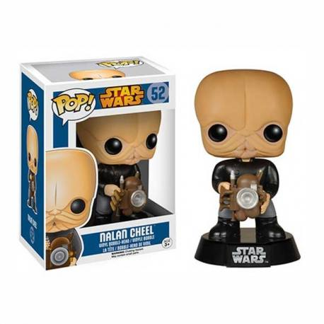Figura Funko Pop Nalan Cheel Star Wars