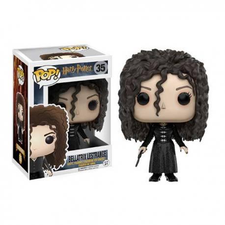 Figura Funko Pop Bellatrix Lestrange Harry Potter