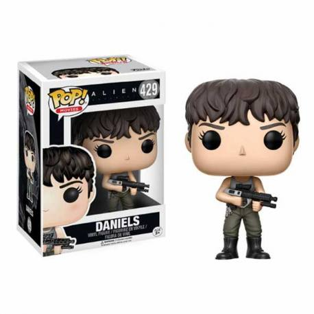 Figura Funko Pop Daniels Alien Covenant
