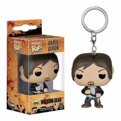 Llavero Pocket Pop Daryl Dixon The Walking Dead - Funko
