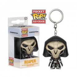 Llavero Pocket Pop Overwatch Reaper - Funko