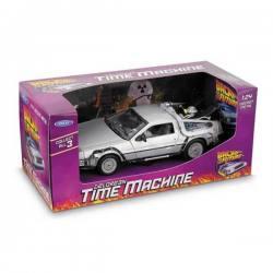 Réplica DeLorean Regreso al Futuro