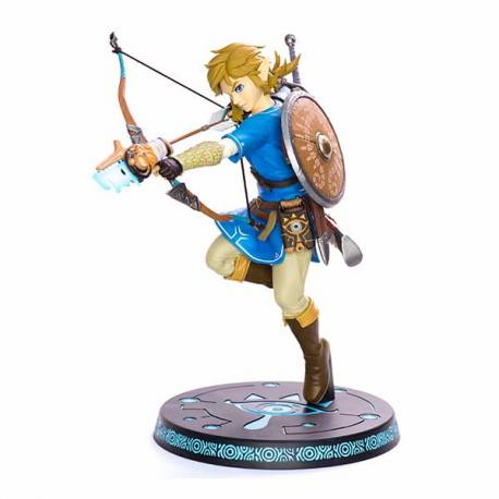 Figura Link Zelda Breath Of The Wild