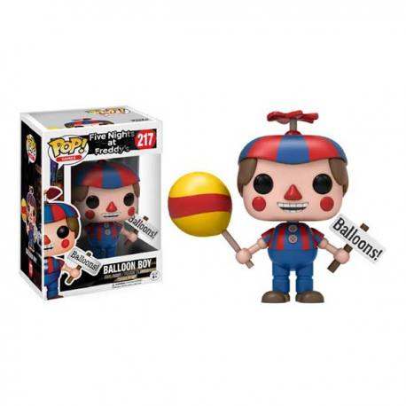 Figura Funko Pop Five Nights at Freddy's Balloon Boy - Exclusiva
