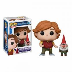 Figura Funko Pop Trollhunters Toby With Gnome