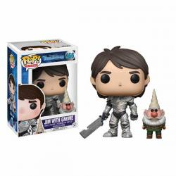 Figura Funko Pop Trollhunters Jim With Gnome