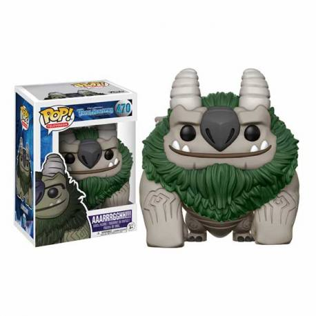 Figura Funko Pop Trollhunters Aaarrrgghh!!!