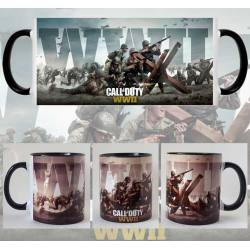 Taza Call of Duty WWII - Personalizada