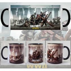 Taza Call of Duty WWII - Personalizada