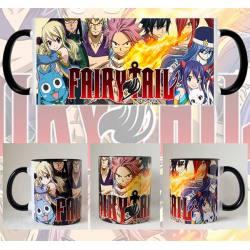 Taza Fairy Tail Personajes - Personalizada