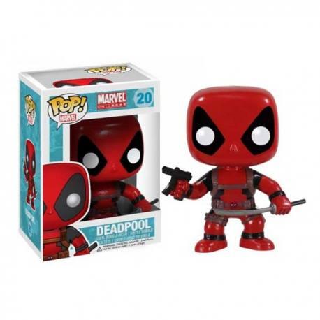 Figura Funko Pop Deadpool