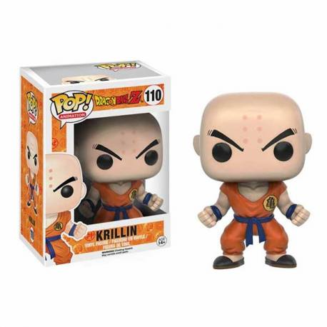 Figura Funko Pop Krillin Dragon Ball Z