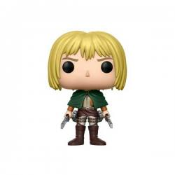 Figura Funko Pop Attack on Titan Armin Arlelt - Exclusiva