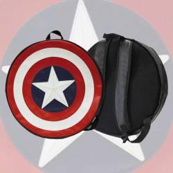 Mochila Escudo Capitán América - Marvel