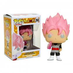 Figura Funko Pop Dragon Ball Super Saiyan Rose Goku - Exclusiva