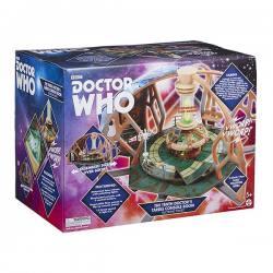 Sala de la Consola Tardis del Décimo Doctor Who