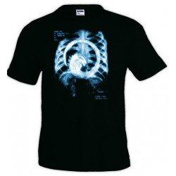 Camiseta Alien Radiografia