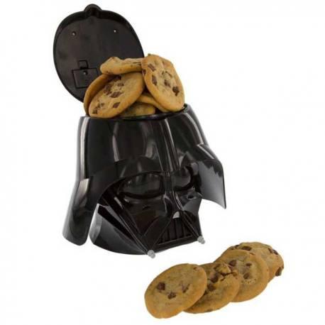 Bote Para Galletas Con Sonido Darth Vader - Star Wars